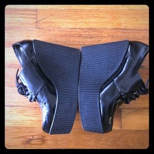 Platform creeper heels